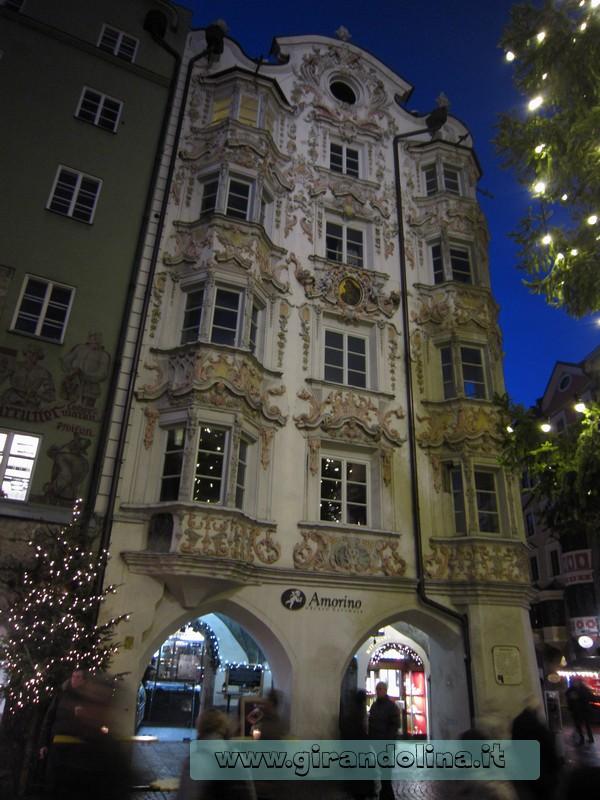 Innsbruck  cosa vedere - Helblinghause