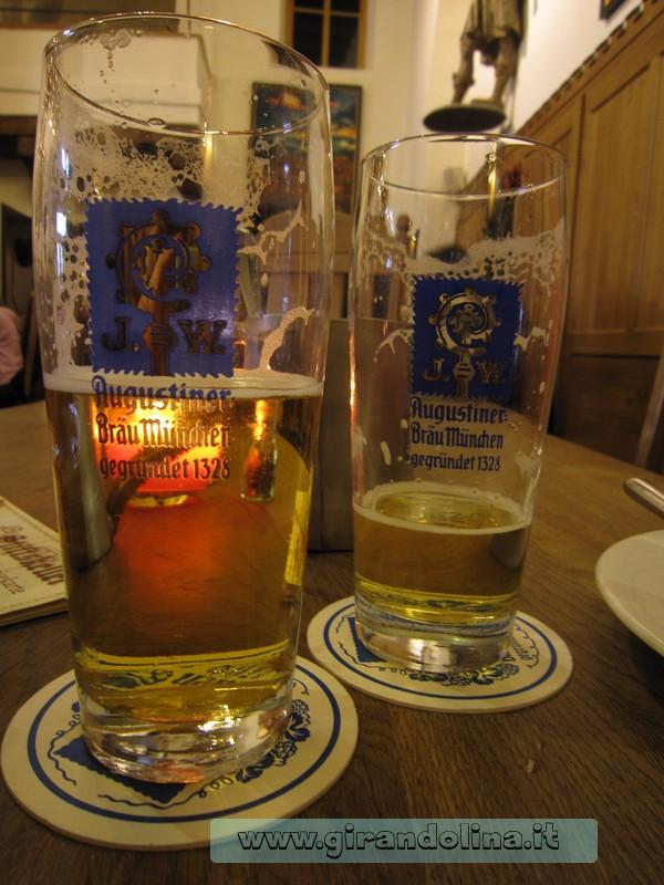 Augustiner Brau di Innsbruck