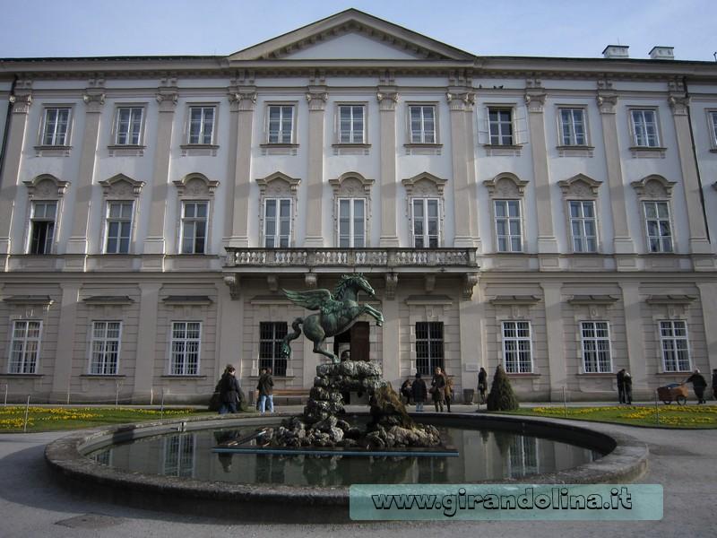 Salisburgo - Schloss Mirabell