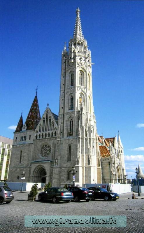 La Chiesa di San Mattia