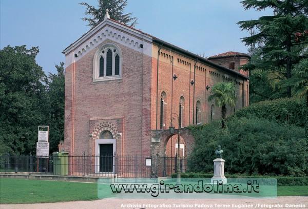 Padova- La Cappella degli Scrovegni