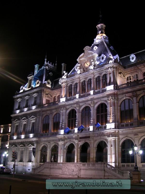 Il Palazzo del Muncipio di Lione