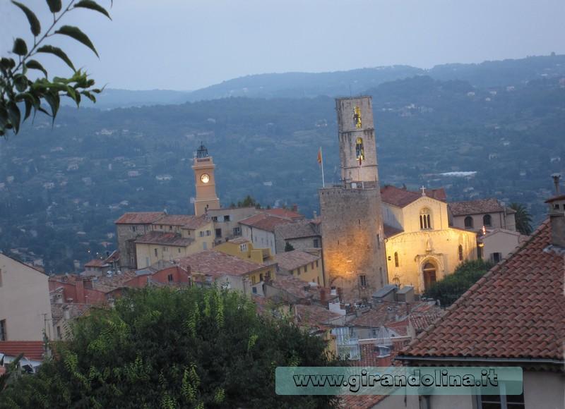La città di Grasse