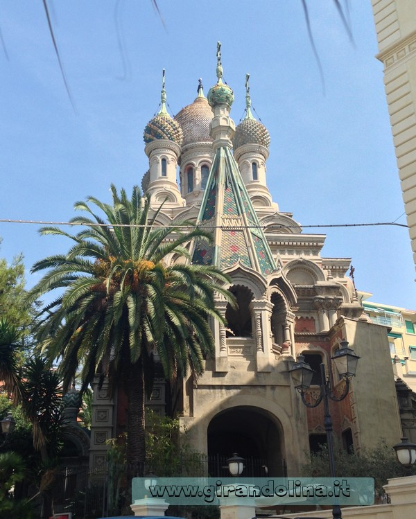 Chiesa Ortodossa Russa Sanremo
