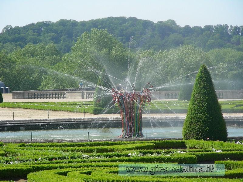 Le bellissime fontane dei Giardini di Versailles