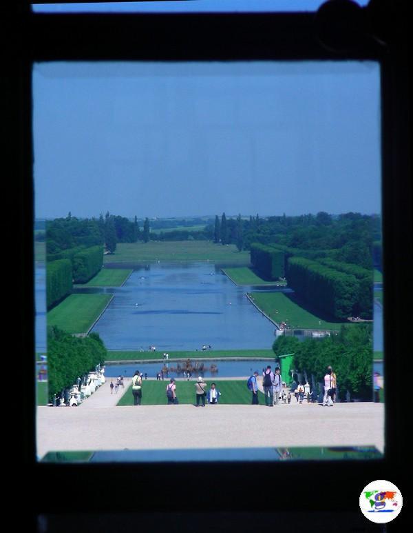 La Reggia di Versailles il Gran Canal