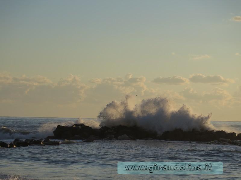 Il mare d' inverno