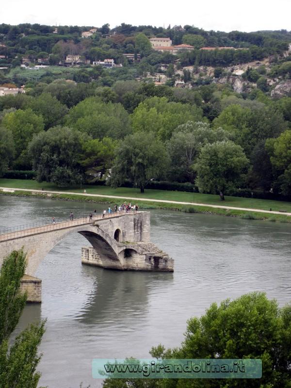 Avignone - Il Ponte di St Benezet