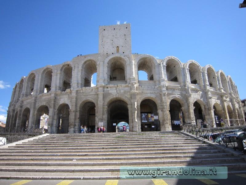 Camargue - Arles Les Arenas