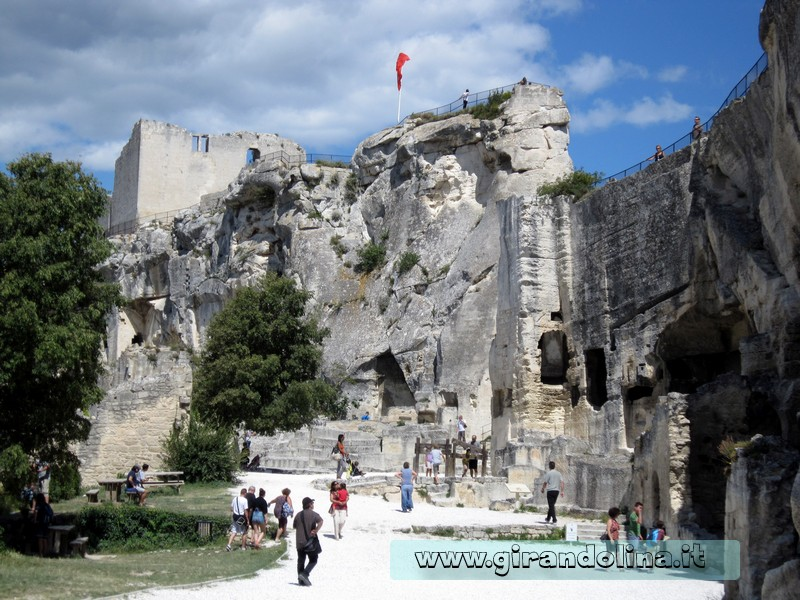 Il Castello di Les Baux De Provence