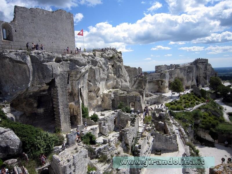 Provenza - Il Castello di Les Baux De Provence