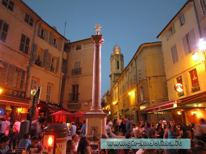 I localini di Aix En Provence