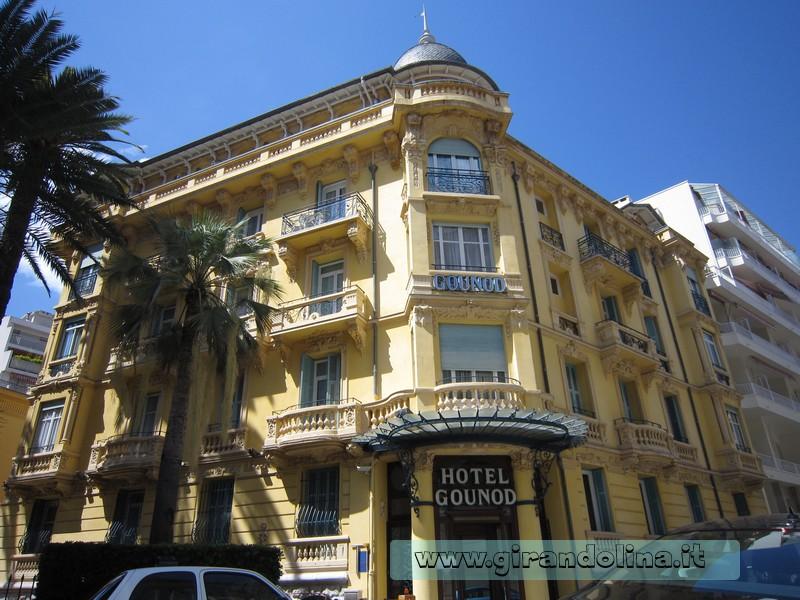 Nizza - Il nostro Hotel Gounod