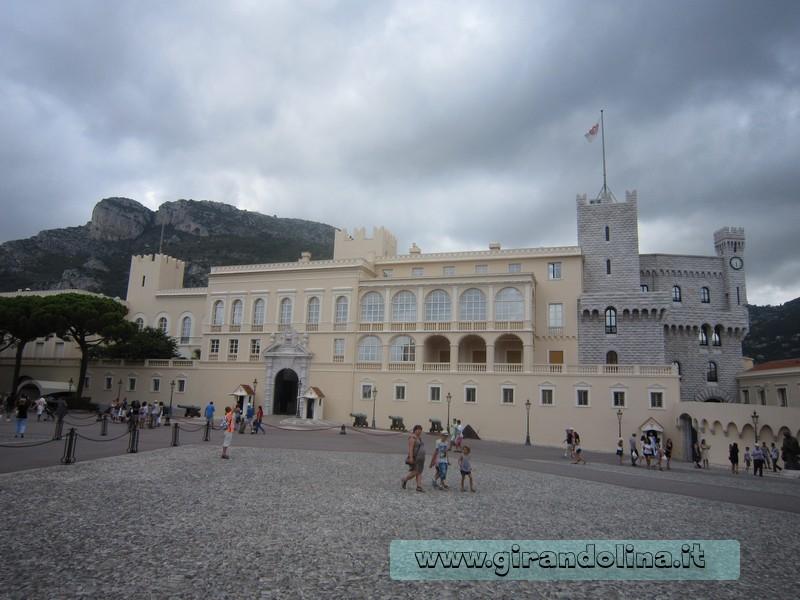 Il Castello del Principato di Monaco