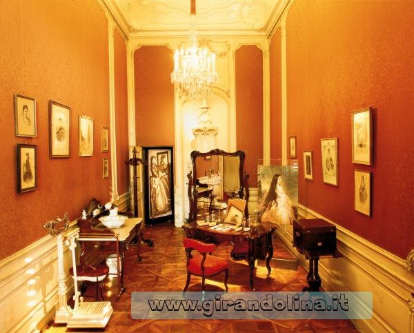 Camera Elisabetta nel Castello di Schonbrunn