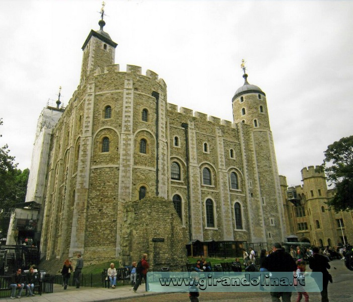 La White Tower di Londra
