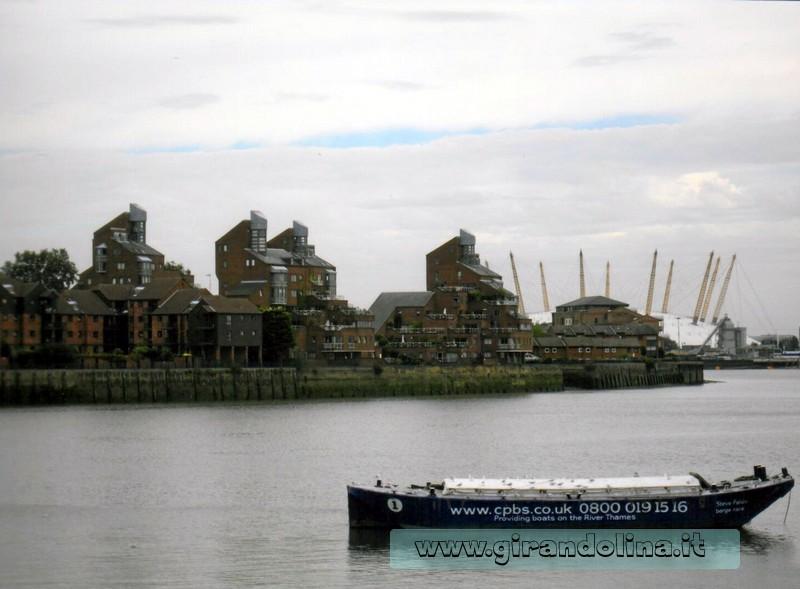 I Docklands londinesi