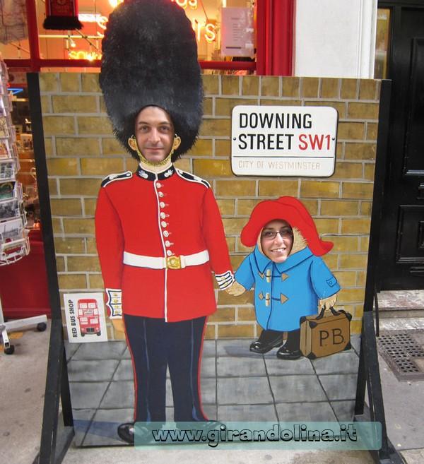 Foto curiose a zonzo per Londra