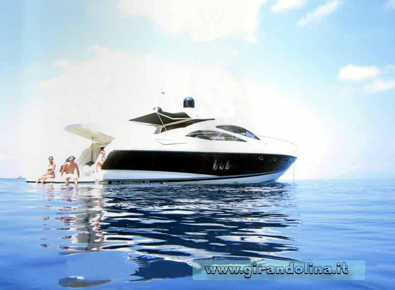 Il nostro bellissimo Yacht My Giant IV