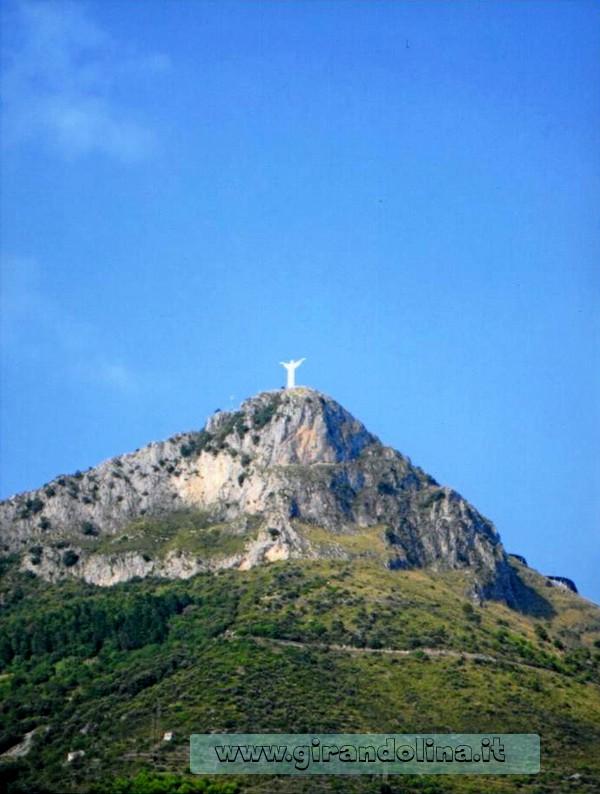 Il Cristo Redentore sul Monte Biagio