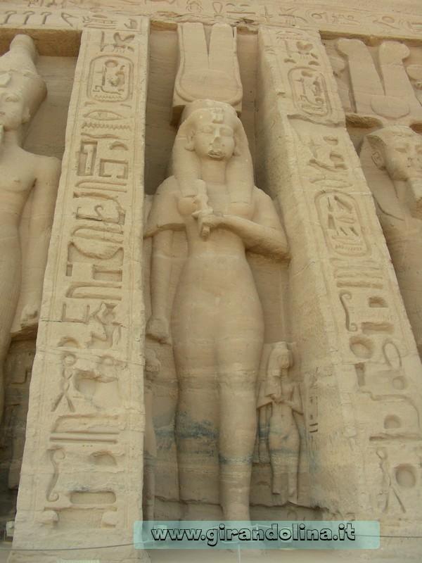 AbuSimbel Nefertari Egitto