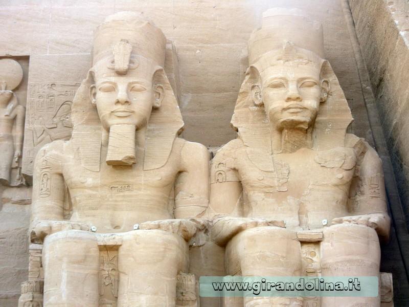 AbuSimbel RamsesII Egitto