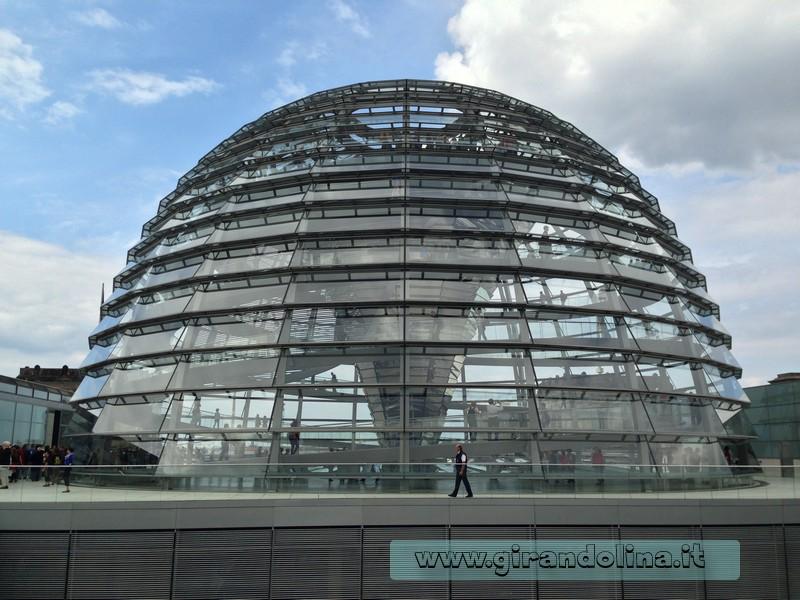 Bundestag-Berlino-Cupola