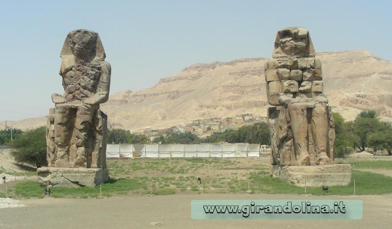 Colossi di Memnone
