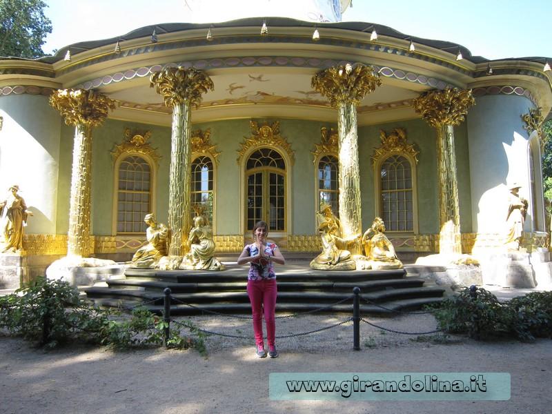 Potsdam -Chinesisches Haus
