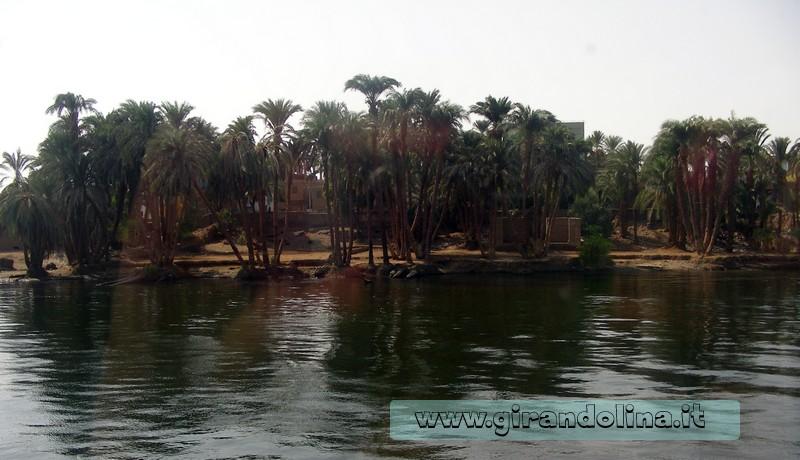 Navigare- sul Nilo - crociera sul Nilo