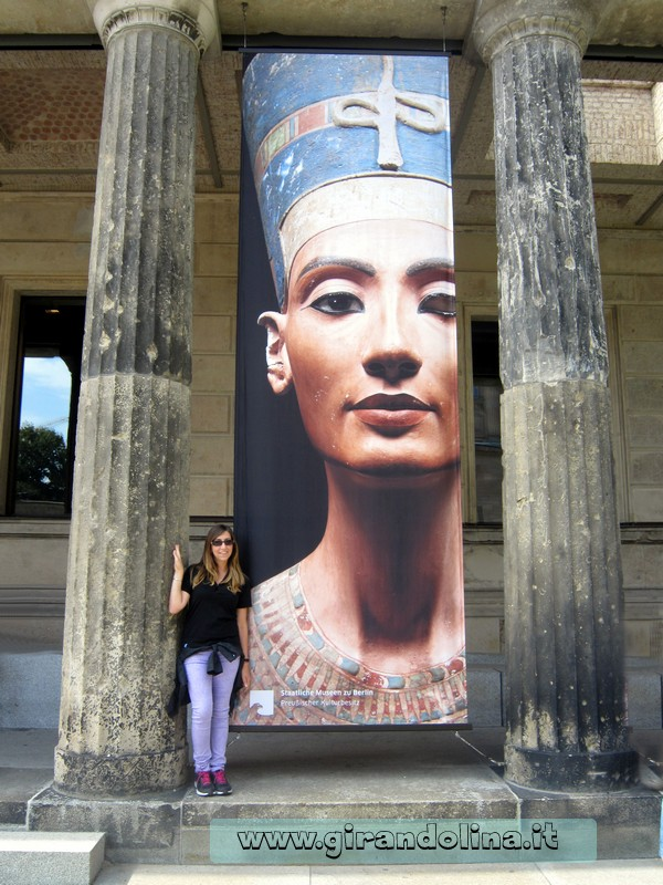 Entrata al Neues Museum