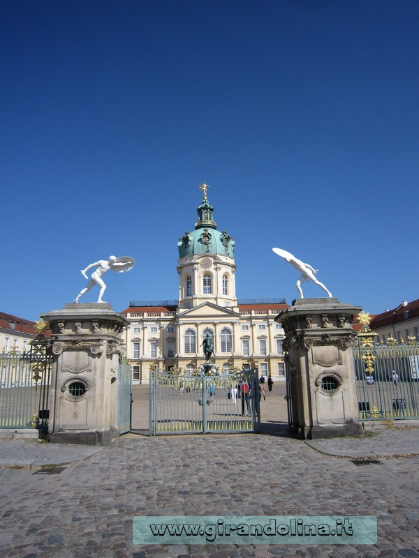 Schloss-Charlottenburg-Berlino