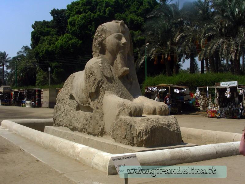 Sfinge-Menfi-Egitto