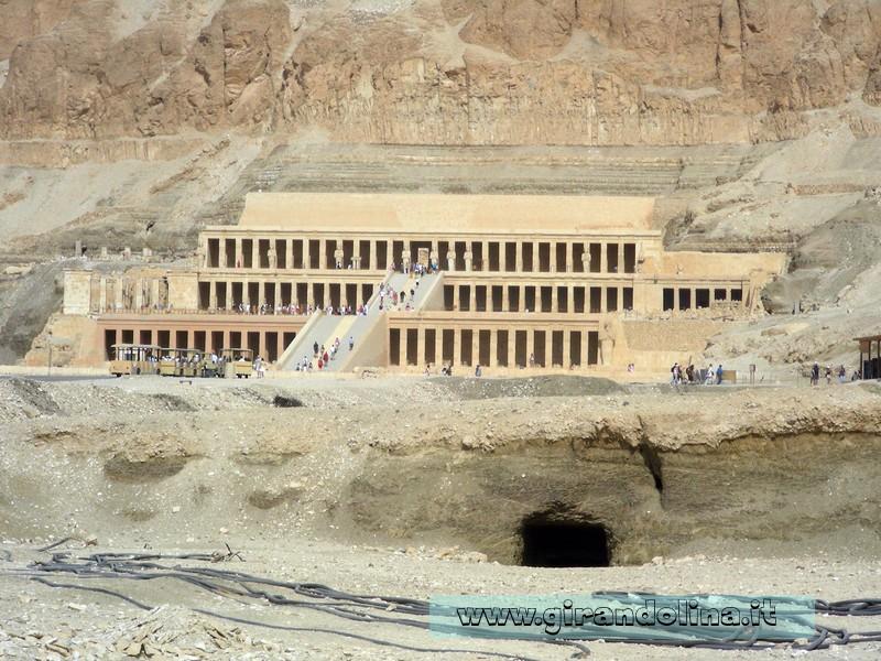 Tempio Hatshepsut Egitto