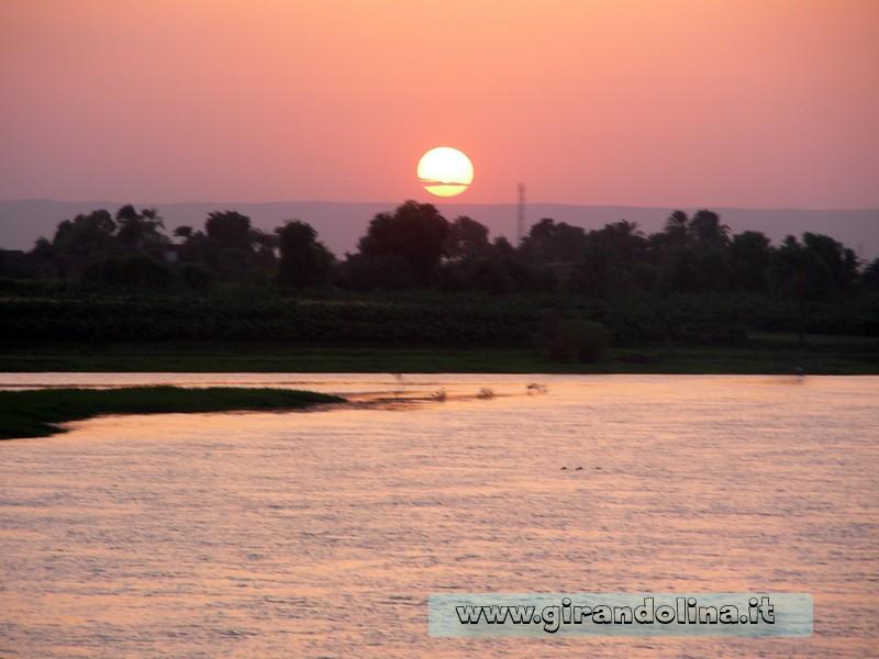 Tramonto-sul-Nilo-Egitto