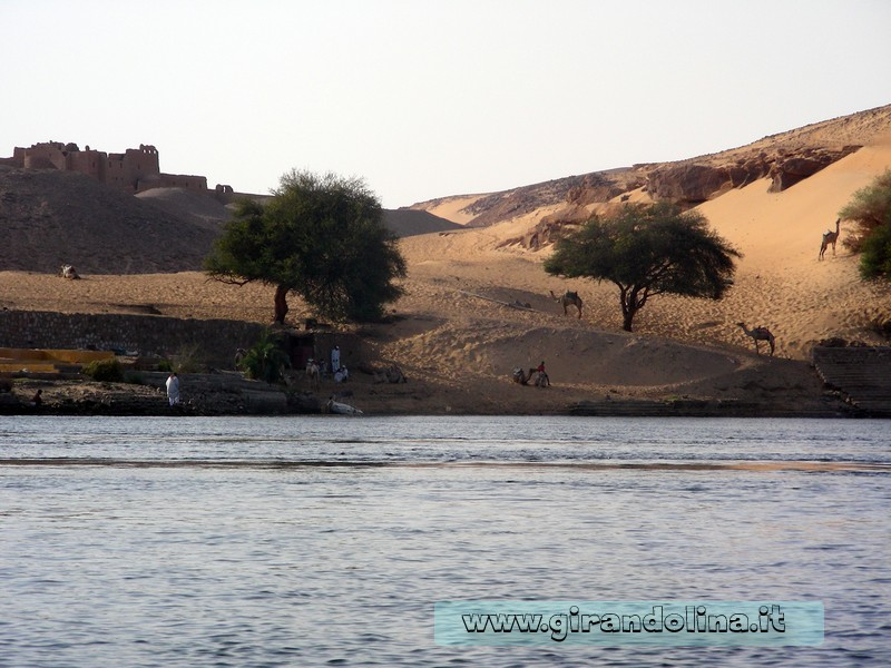 Villaggio Nubiano Egitto