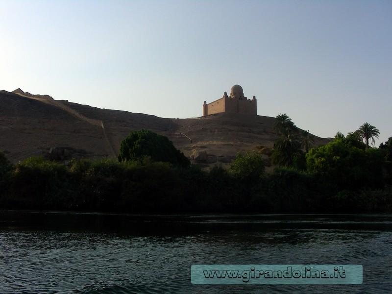 Mausoleo Aga Khan Nilo Egitto