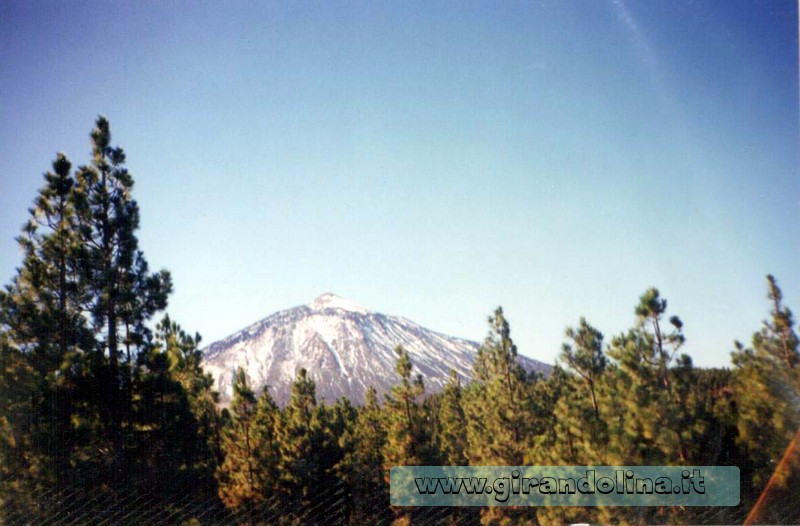 Il Vulcano Teide