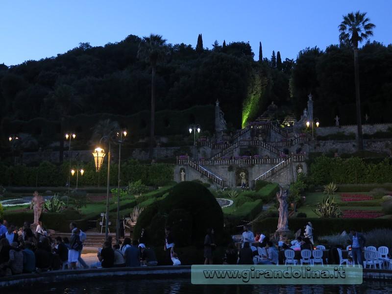 Apericena Villa Garzoni