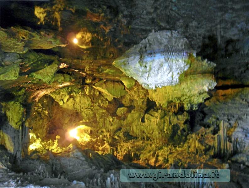 Grotte Nettuno Interno