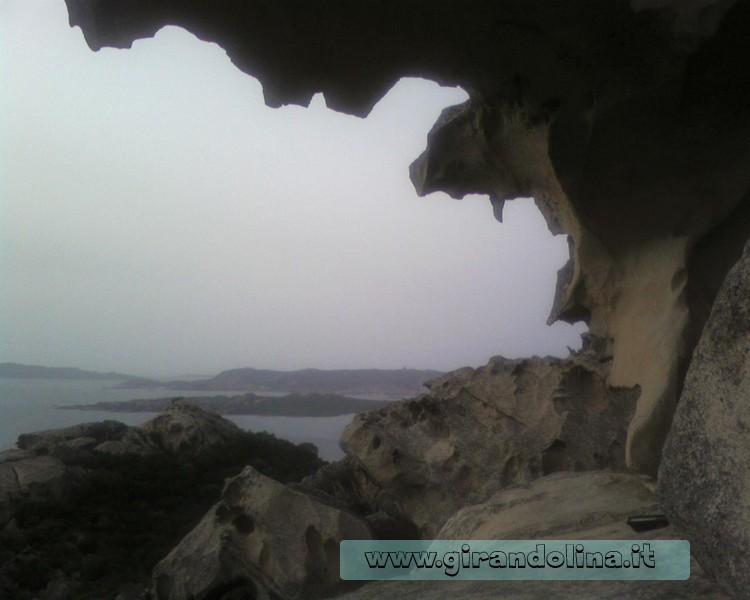 Roccia Orso Sardegna