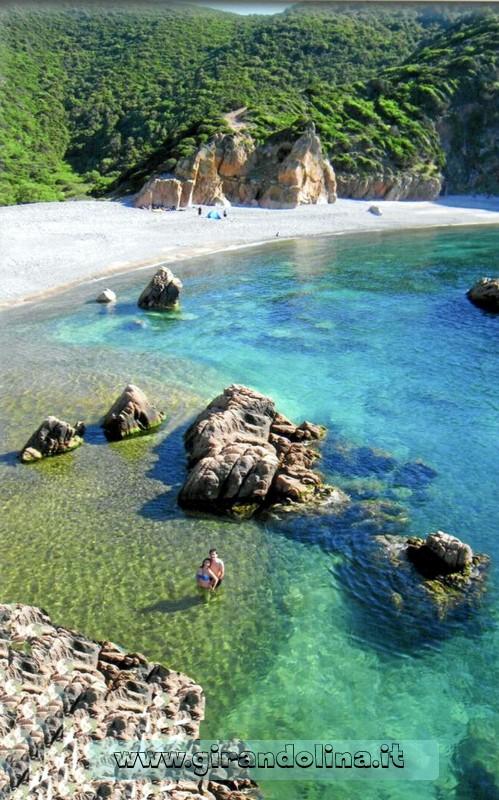 Spiaggia Li Tinnari
