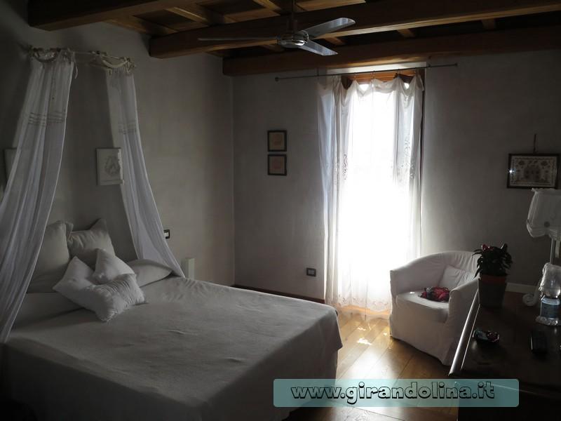 La nostra camera al B&B Residenza Farnese