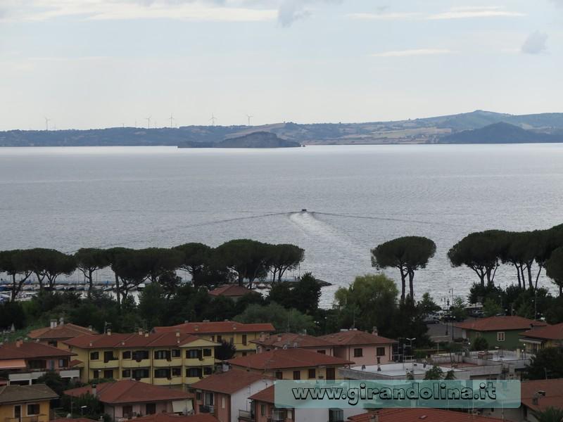 I laghi italiani più belli - .Lago di Bolsena
