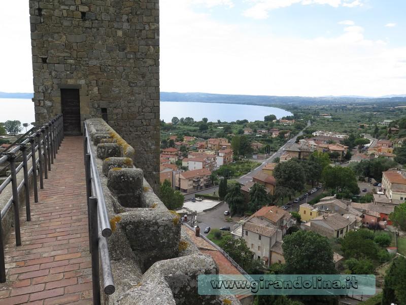 Castello Monaldeschi e le sue terrazze