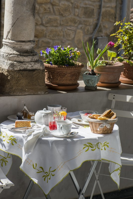 Breakfast at Residenza Farnese,Farnese