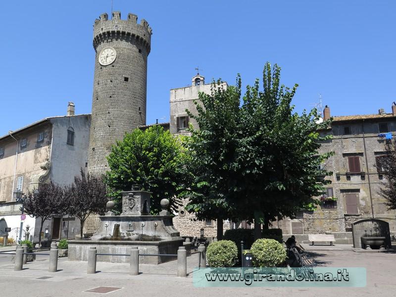 Piazza XX settembre Bagnaia