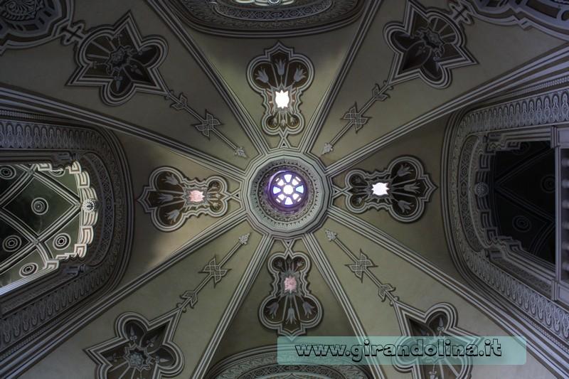 Castello Sammezzano Cupola Sala della Cappella
