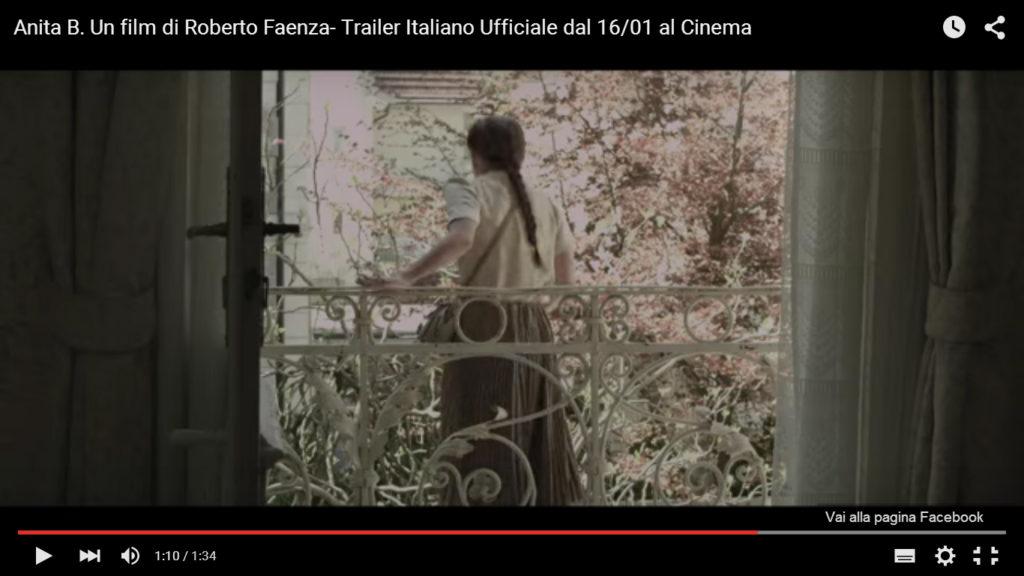 Frame trailer Anita b