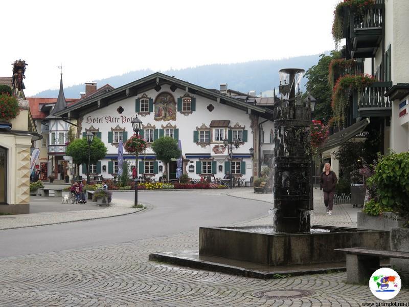Sud Tirolo cosa vedere - Oberammergau
